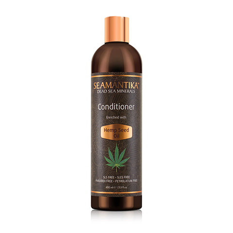 CONDITIONER - ENRICHED WITH HEMP SEED OIL