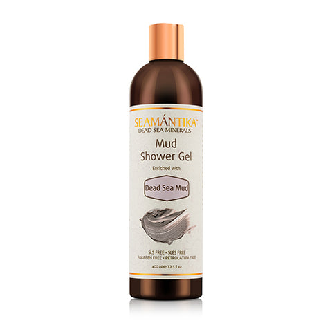 MUD SHOWER GEL - DEAD SEA MUD