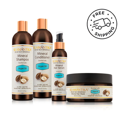 ARGAN OIL SET