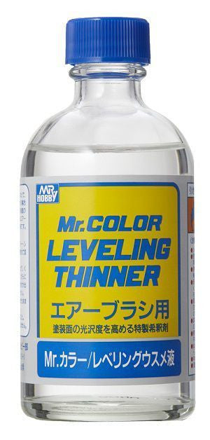 Mr Colour Levelling Thinner  110ml or 400ml.