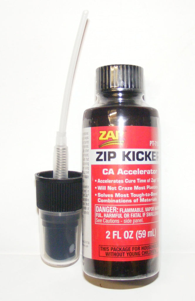 Zip Kicker (Zap)  CA Adhesive accelerator  59ml pump spray