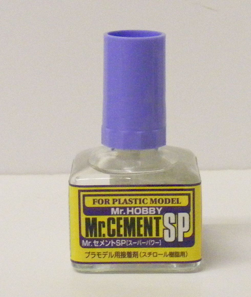 Mr Hobby Cement SP  40ml bottle