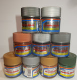 Mr Hobby Metal Color 10ml Pots
