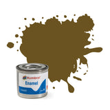 Humbrol Enamel Paints 14ml No.1 Tinlets Matt Colours No's 1 to 93