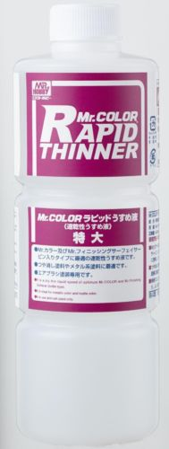 Mr Colour Rapid Thinner  400ml.