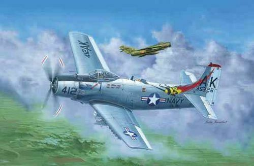 Trumpeter 1:32 Douglas A-1H AD-6 Skyraider