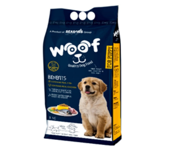 Woof Puppy Food