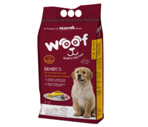 Woof Adult Dog Food
