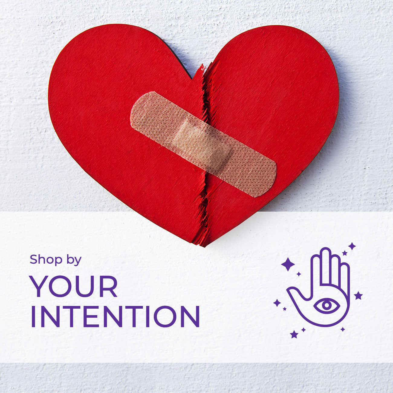 Shop by Intention