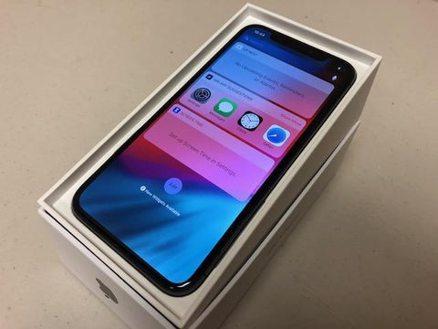 USED Apple iPhone X Unlocked from Verizon