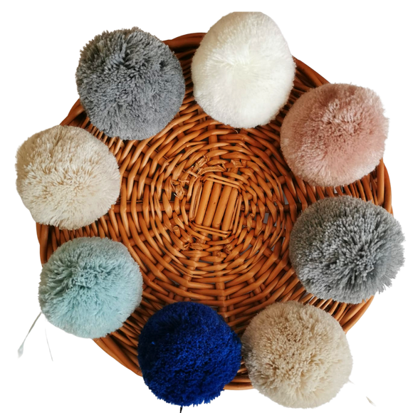 Pompom Accessoires /Stk.