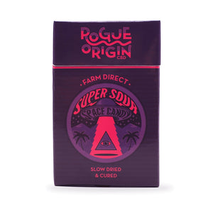Super Sour Space Candy CBD Hemp Preroll Pack - Rogue Rollers