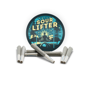 Sour Lifter CBD Hemp Preroll - Rogue Roller