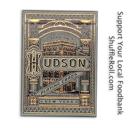 Theory 11 Hudson Premium Playing Cards