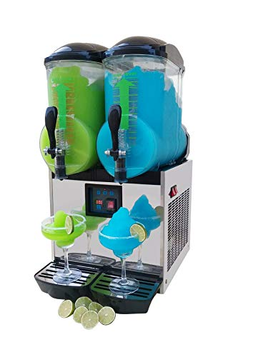 SLUSHY MACHINE BRAVO ITALIA 2 BOWLS