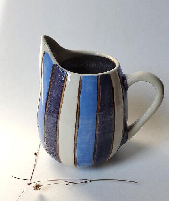 Pitcher (Different Blues)