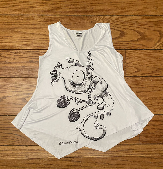 Ghost Pony Tank Top