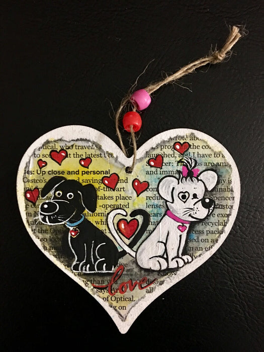 Love Dogs Ornaments