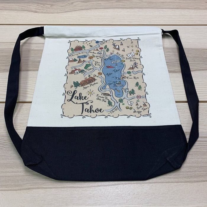 Lake Tahoe Day Bag