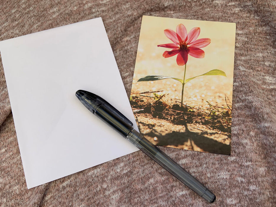 Add a Hallmark greeting card with your message to any order.