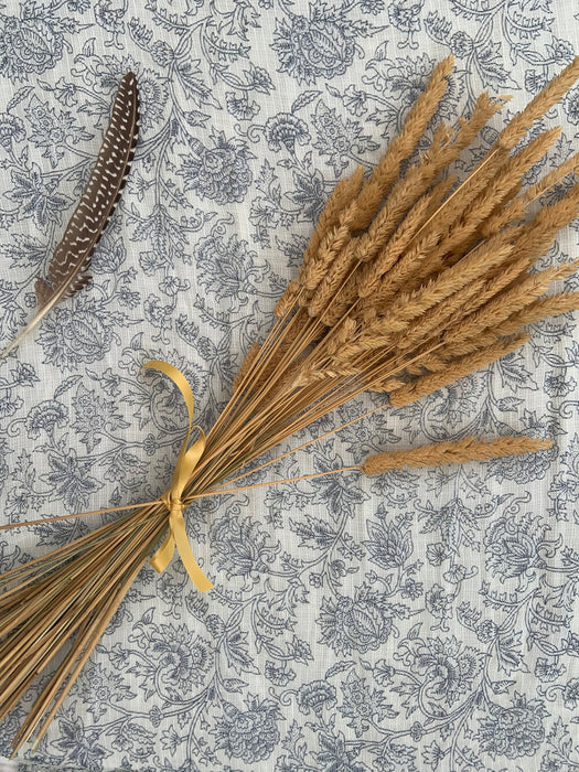 Medium Bundle Golden Ribbongrass - 50 stems @ 15 inches - gorgeous home decor, farmhouse shabby BOHO chic, available July - Nov