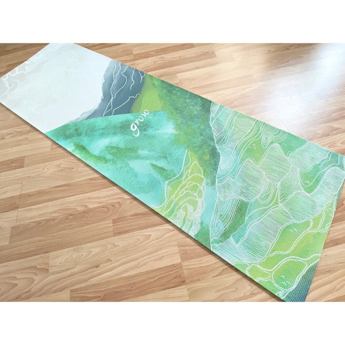 The Grow Eco Yoga Mat