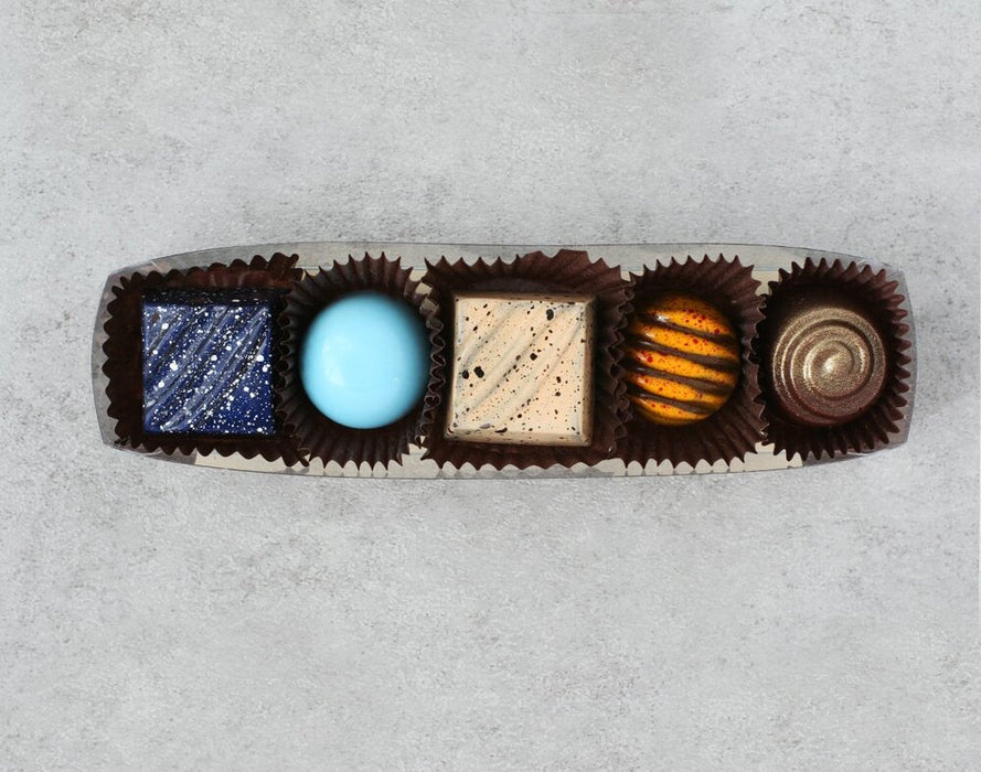 Make Your Own 5 Piece Truffles and Bonbons Box