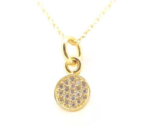 Irreplaceable Circle Necklace
