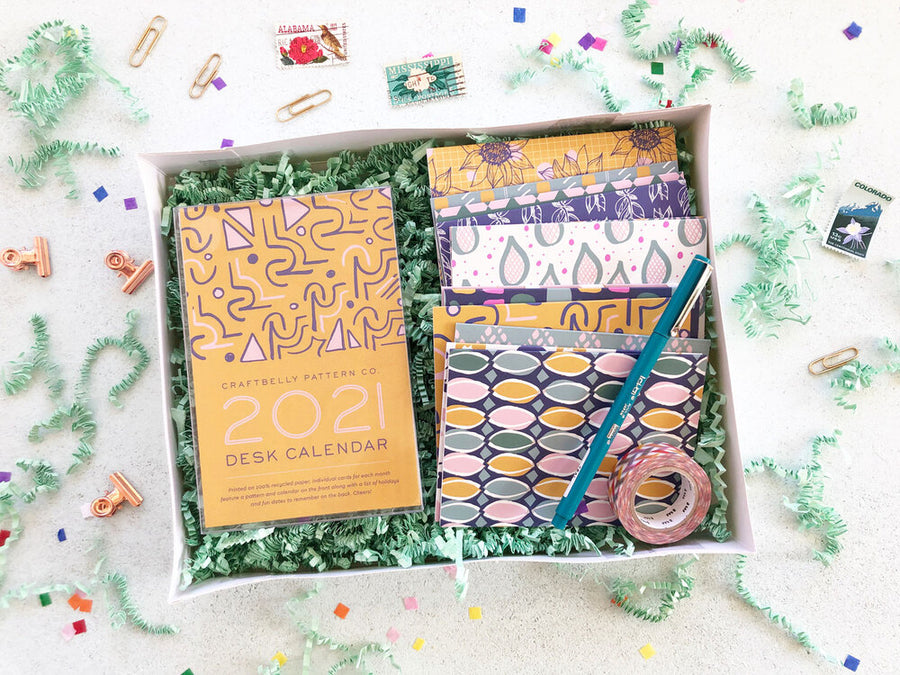 The Pattern Lover's Gift Set