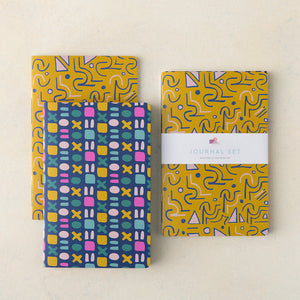 Multiply and Shindig Journal Set