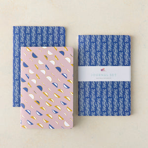 Vessels and Vines Journal Set
