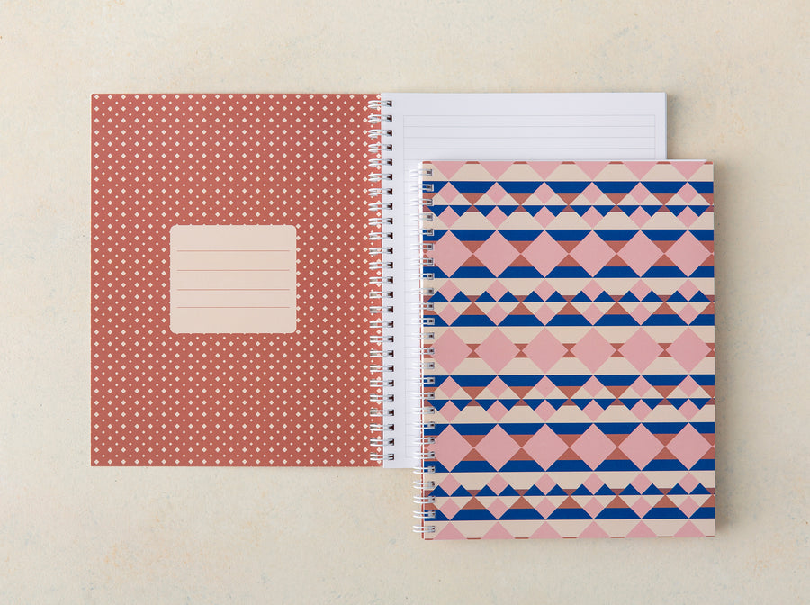 Horizon Lined Notebook