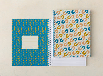 Magnetic Lined Notebook