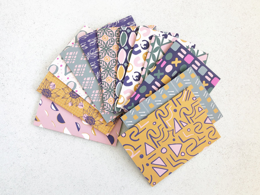 Assorted Note Card Set