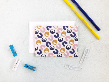 Magnetic Note Card Set