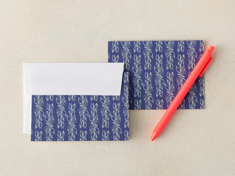Vines Notecard Set