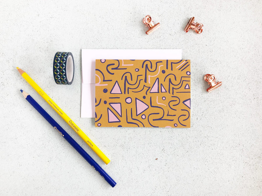 Shindig Note Card Set