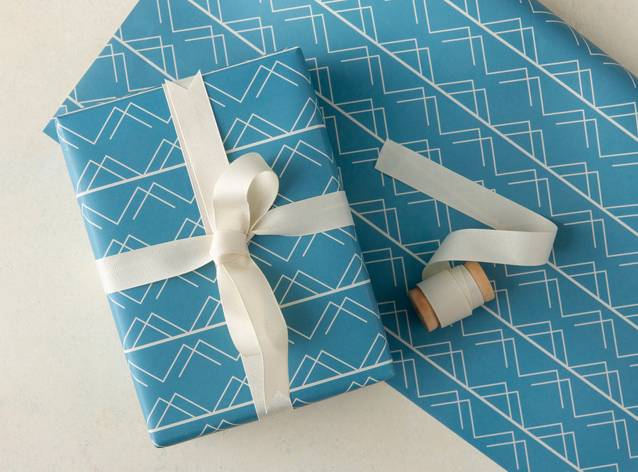 Alpine Wrapping Paper Sheets