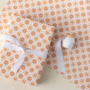 Desert Tile Wrapping Paper Sheets