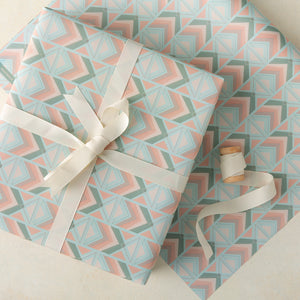 Elevation Wrapping Paper Sheets