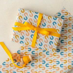 Magnetic Wrapping Paper Sheets