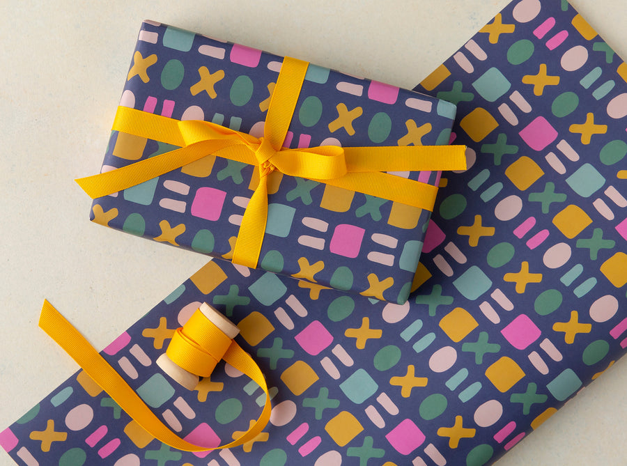 Multiply Wrapping Paper Sheets