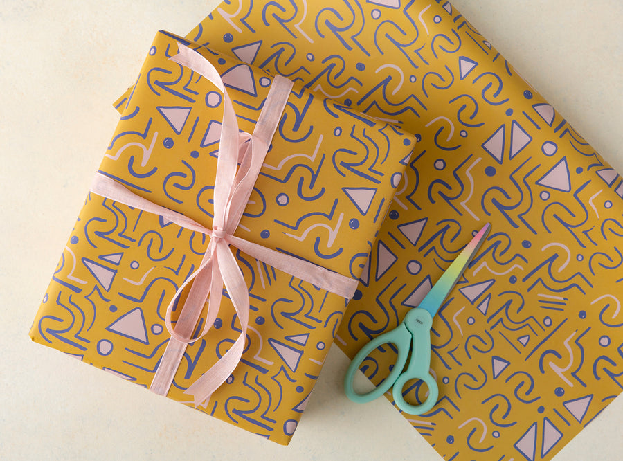 Shindig Wrapping Paper Sheets