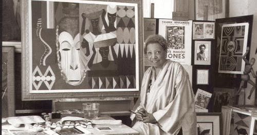 Seek Inspiration: Honoring the Life and Work of Pioneering Black Artists
