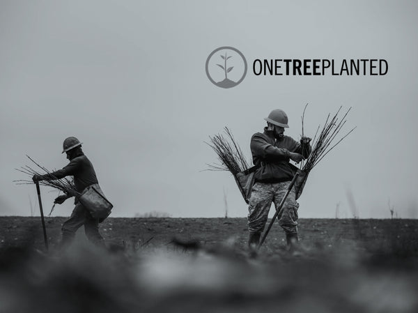 One Garment Sold = One Tree Planted