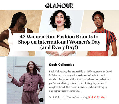 seek collective glamour feature