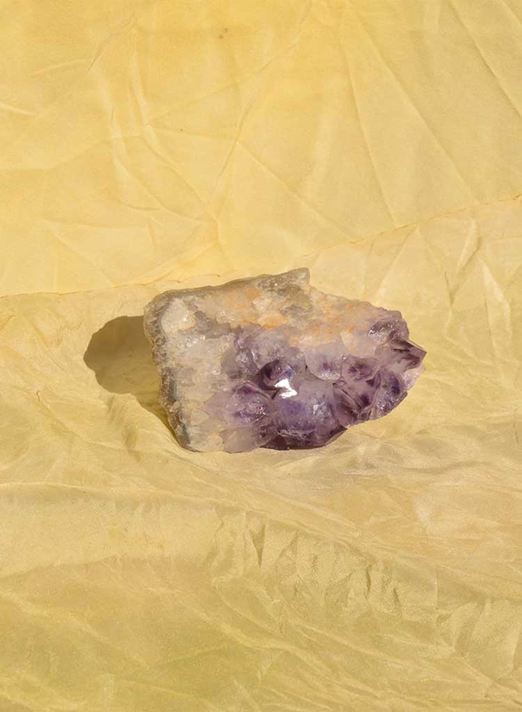Market Finds: Amethyst crystal