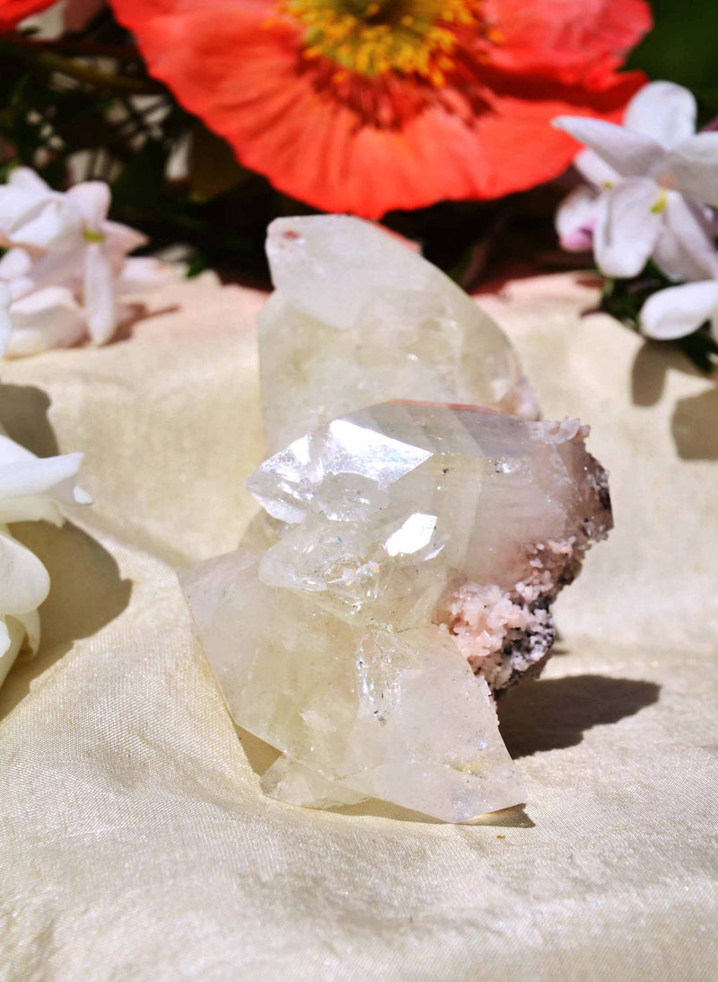 Market Finds: Double Point Apophyllite Crystal Link