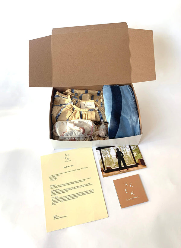 Seek In + Out Gift Box