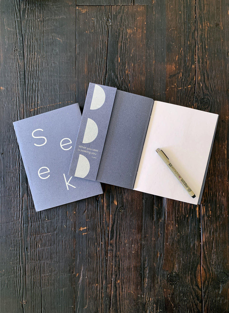 Recycled Notebooks, pack of two